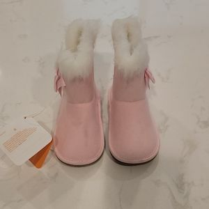 Gymboree Pink Boots